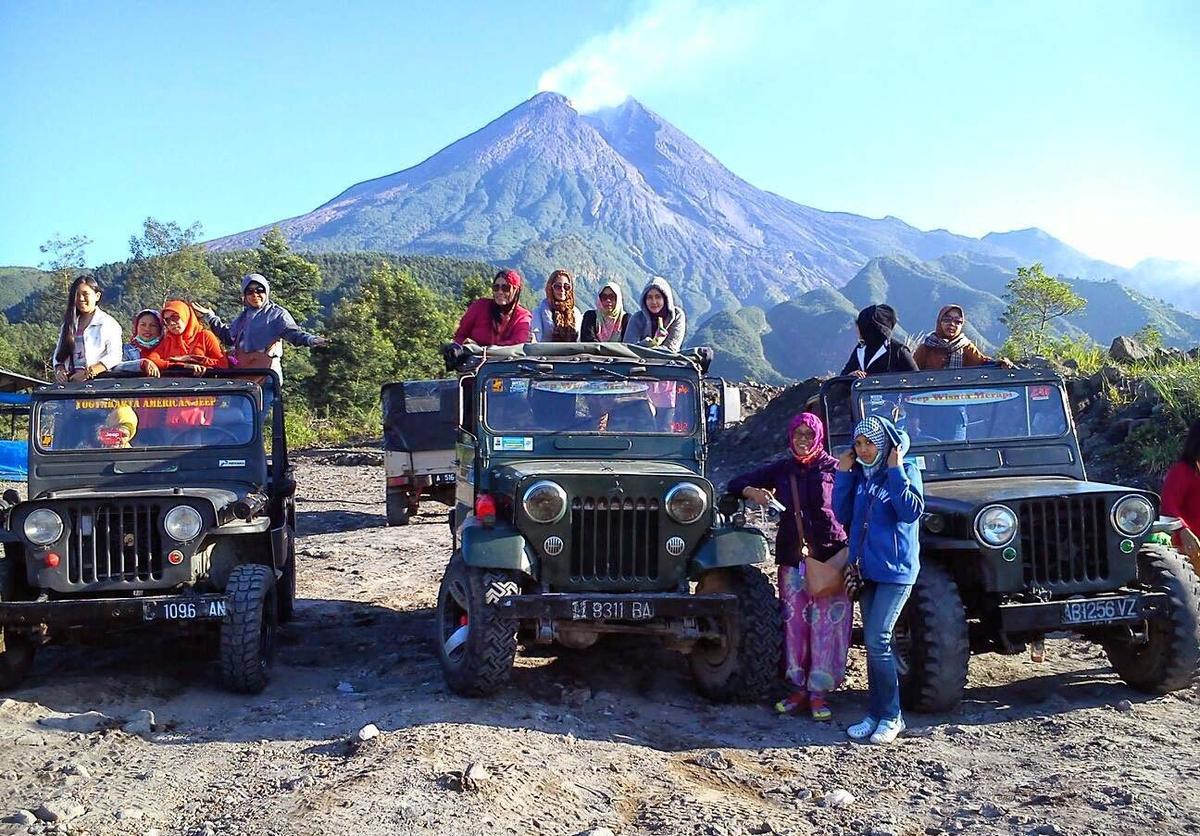 Foto Lava Tour Merapi Jogja Pesona Indonesua Foto Trip 3