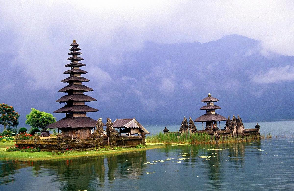 Foto Tempat Wisata Alam di Bali Pesona Indonesia - fototrip 2