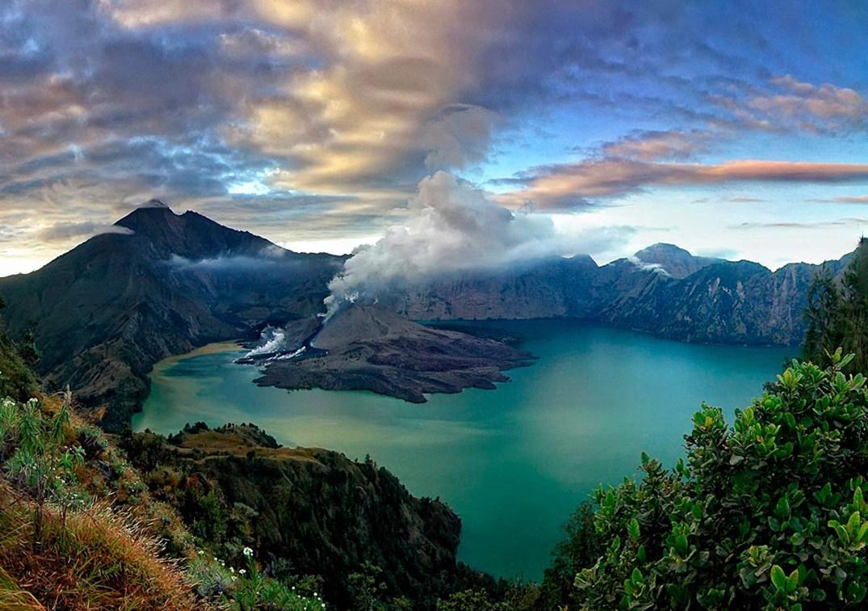 Foto Tempat Wisata Alam di Lombok Pesona Indonesia - fototrip 1